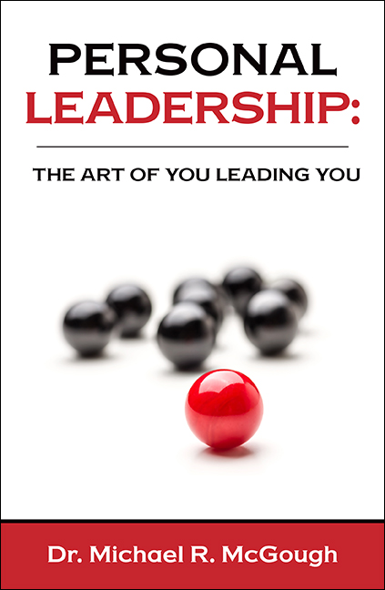 Personal Leadership Book Cover