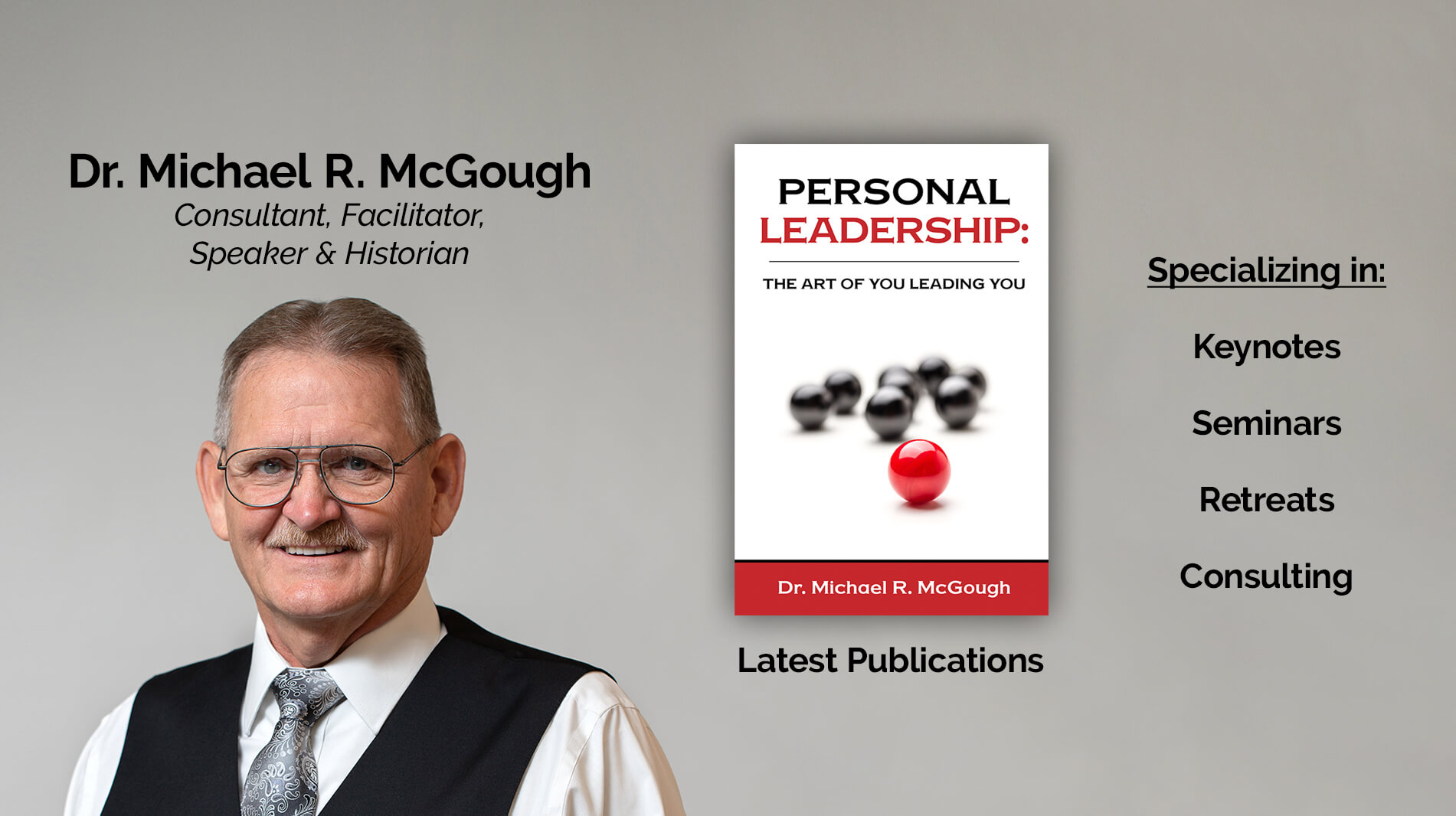 Person Leadership Book